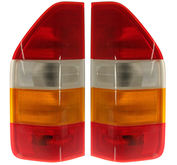 1995-2006 DODGE Sprinter MERCEDES Tail Light Set. One Pair LH+RH SAE-DOT Approved